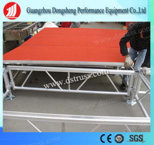 Factory Direct Sales Aluminium Frame Outdoor Concert Wedding Event Stage pictures & photos