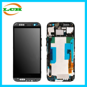 Mobile Phone LCD for HTC One M8 Screen Digitizer Assembly pictures & photos