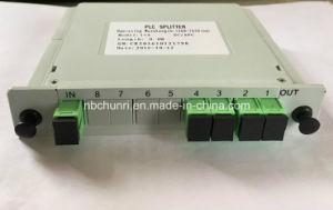 1*4 Sc/APC PLC Splitter (Insertion type)