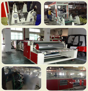 Hot Melt Adhesive Lamination Machine Price pictures & photos