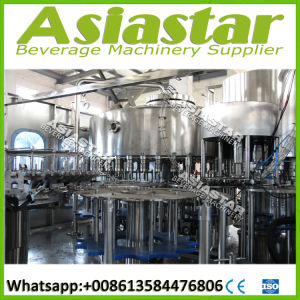 Large Bottle Water Rinsing Filling Capping Machine Packing Machine pictures & photos