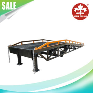 6-10ton Mobile Dock Ramp for Sale pictures & photos