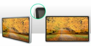 Outdoor LCD Display with Toughened Glass pictures & photos