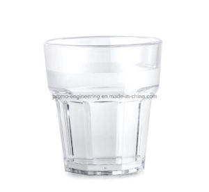 200ml Plastic Whiskey Glass with Octagon Shape pictures & photos