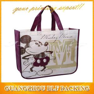 Non Woven Printed Handbags Wholesale (BLF-NW259) pictures & photos
