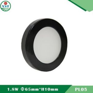 LED Puck Light (DC12V, 1.8W; 65mm*H10mm) pictures & photos