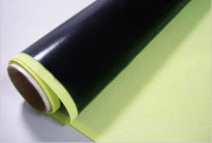 High Temperature Resistant Fiberglass PTFE (Teflon) Adhesive Tape pictures & photos