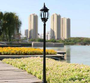 Jiangsu Haochang Solar Powered Soalr Garden Light with Reasonable Price pictures & photos