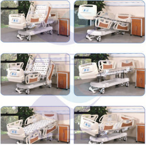 AG-Br002b for Intensive Care Patients Electric Hospital Bed pictures & photos