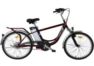 26 Inch Cheap Hot Sale Classic City Electric Bike pictures & photos