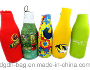 Customized Style Neoprene Beer Bottle Cooler Holder pictures & photos