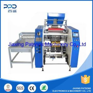 Fully Automatic PVC Cling Film Rewinding Machine pictures & photos