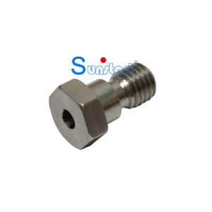 Sunstart Retaining Screw 004380-1/ Tl-001026-1 Flow Waterjet Spare Parts Made in China