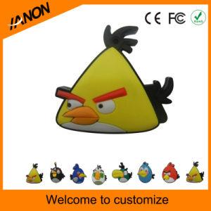Customized PVC USB Flash Drive Birds Shape USB Pen Drive pictures & photos