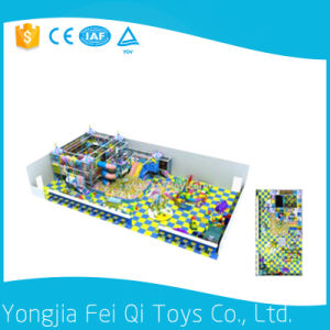 High Quality Popular Kids Plastic Indoor Playground Equipment Children Indoor Playground pictures & photos