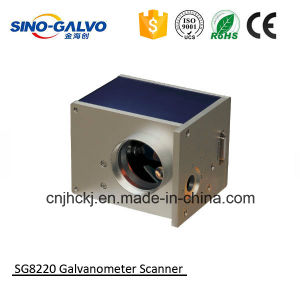 Sg8220 Galvo Scanner for CO2 Laser Cutting and Laser Engraver pictures & photos