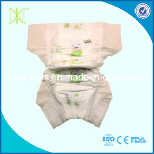 Cute and Comfortable Disposable Baby Diaper pictures & photos