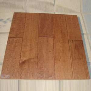 Xingli A Grade Carbonized Matt-II Strand Woven Bamboo Flooring pictures & photos