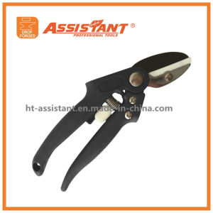 Trimming Shears Garden Scissors Bypass Hand Pruners Floral Secateurs pictures & photos