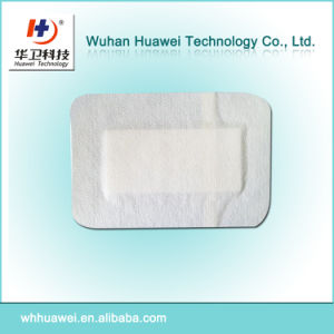 Waterproof Non-Woven Wound Care Dressing with Absorbent Pad pictures & photos