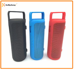 1800mAh Battery Rechargeable Mobile Stereo Wireless Bluetooth Speaker with 2 Speaker pictures & photos