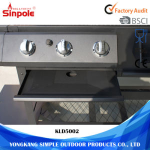 Multi-Function Flameless Professional BBQ Gas Grill Outdoor pictures & photos