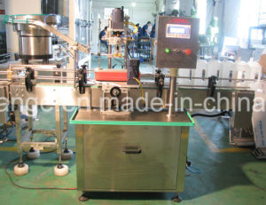 Fully Automatic Scew Cap Bottle Capping Machine pictures & photos