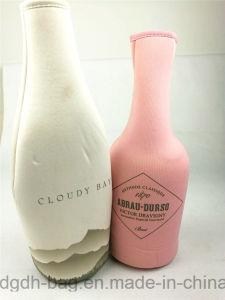 Drawstring Neoprene Electric Water Bottle Beer/Wine Cooler Bag pictures & photos