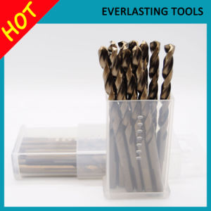HSS Twist Drill Bits 1/4 (6.35mm) M35 Drill Bits pictures & photos