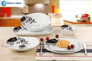 20PCS European Style Ceramic Dinner Set pictures & photos