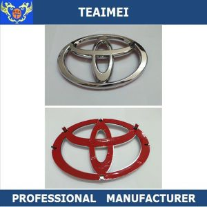 ABS Chrome Car Logo Front Badge Grill Hood Emblem pictures & photos