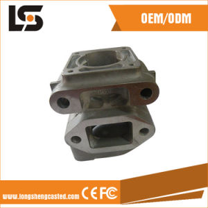 High Pressure Die Casting Aluminum Parts of Processing Machinery pictures & photos