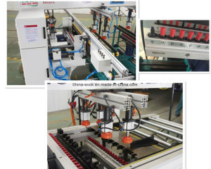 Woodworking Multi Spindle Drilling Machine (F63-3C) pictures & photos