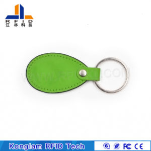 Customized Portable MIFARE Smart RFID Card for Keychain pictures & photos