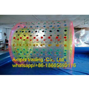 High Quality Walking on Inflatable Water Walking Roller pictures & photos