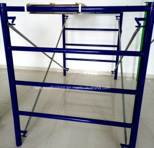 Scaffolding Ladder Frame System with Canada-Lock pictures & photos