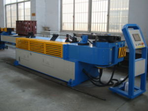 Hydraulic Control Pipe Bender Machinery (GM-SB-89NCB) pictures & photos