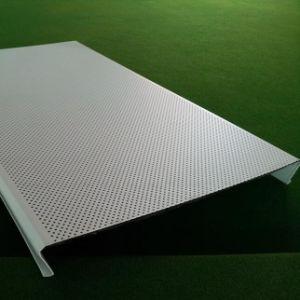 Fashion Design Aluminum C-Shaped Linear False Ceiling pictures & photos