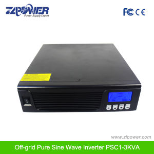 2400W DC AC Inverter with Battery Charger for Solar Power pictures & photos