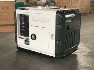 New Design Diesel Engine Super Silence Generator 5kw pictures & photos