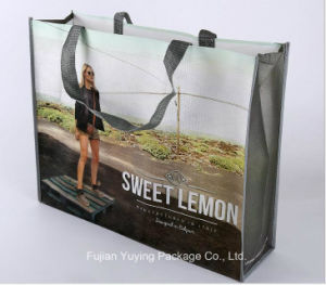 Laminated Non Woven Shopping Bag, Tote Bag with Customizd Size pictures & photos