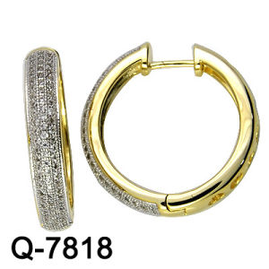 Imitation Jewelry Copper Earrings Factory Wholesale pictures & photos