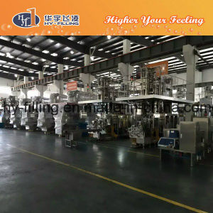 Aseptic Carton Box Filling Machine for Juice/Beverage/Wine pictures & photos