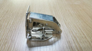 Folding Cabinet Hinge Iron Hydraulic Frog Hinge pictures & photos