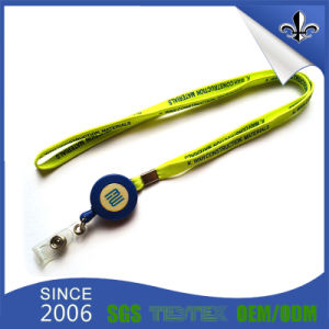 Customized Badge Reel with Lanyard pictures & photos