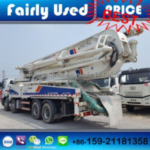 Used Zoomlion Concrete Pump Truck