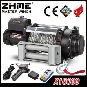 18000lbs off-Road Heavy Duty Electric Winch for Truck pictures & photos