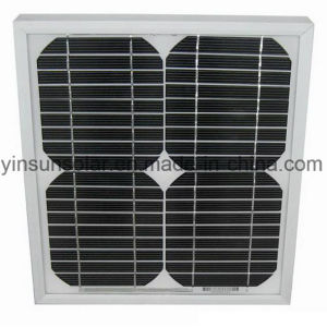 15W PV Solar Panel for Solar Module System pictures & photos