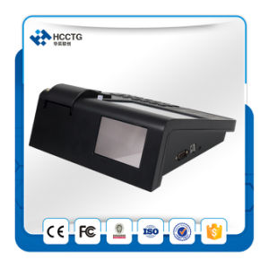 (HPC701) High Quality Stand 3G POS Android Terminal Machine pictures & photos