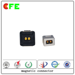 Custom Magnetic 2pin Cable Connector for Power pictures & photos